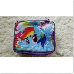 My Little Pony Insulated Lunch Bag (Rainbow Dash)